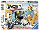 Ravensburger 00774 - tiptoi Mini Spielwelt Feuerwehr: Gefahrguteinsatz