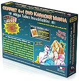 Coffret 6 DVD + 1 Karaoké Mania ''Mega Tubes Inoubliables'' + Élastiques