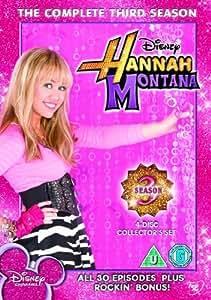 Hannah Montana: The Complete Third Season (4-Disc Collector's Set) [DVD]