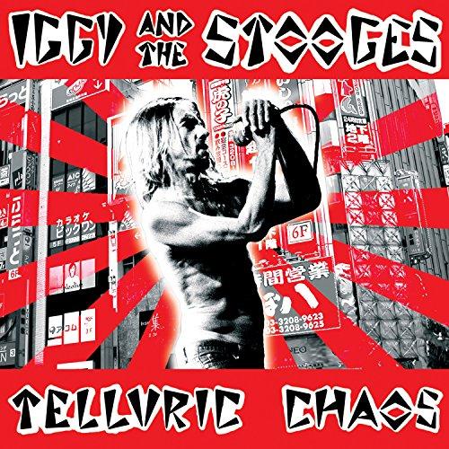 Telluric Chaos (Ltd Red & White Vinyl) [Vinyl LP] Red Chaos