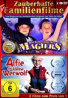 Zauberhafte Familienfilme - Alfie, der kleine Werwolf/Das Geheimnis des Magiers [2 DVDs]