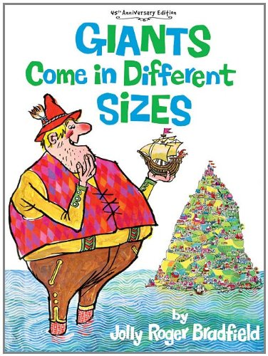 Giants Come in Different Sizes por Jolly Roger Bradfield