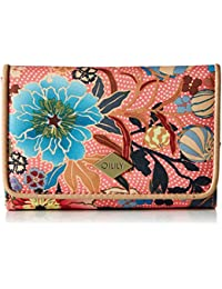 Oilily Damen S Wallet Geldbörse, 3.5 x 10 x 14 cm