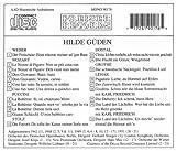 Weber/Mozart/Puccini/Stol : Arien und Lieder 1942-1951. Güden.