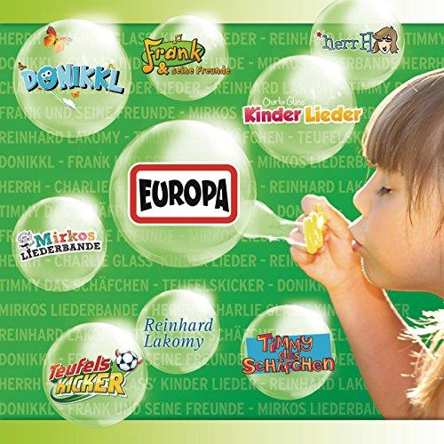 Europa Label-Sampler