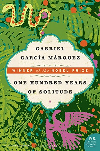 One Hundred Years Of Solitude                 by Marquez Gabriel Garcia
