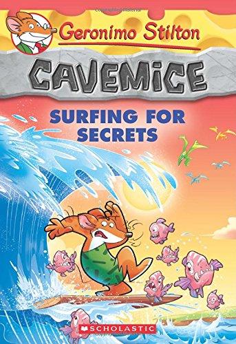 Geronimo Stilton Cavemice #8: Surfing for Secrets par Geronimo Stilton