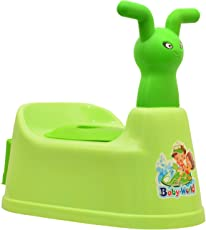 Luke and Lilly Baby Potty Training Seat - Green