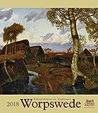 Worpswede 2018: Der große Kunstkalender -