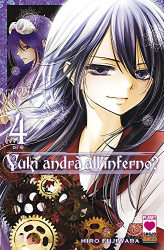 scaricare ebook gratis Yuki andrà all'inferno?: 4 PDF Epub
