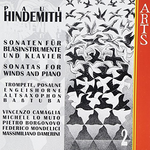 Sonaten für Blasinstrumente und Klavier Vol. 2
