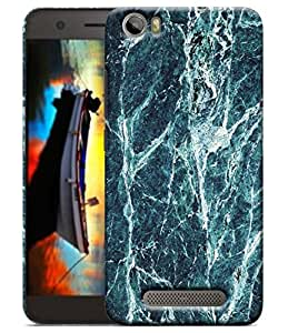 ECellStreet Hard Printed Back Case Designer Back Cover for Micromax Canvas Unite 3 Q372