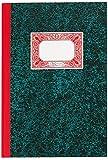Miquelrius - Libro de Contabilidad, Tamaño 4 Apaisado, Cartoné cuadrícula 4 mm, 100 hojas sin numerar
