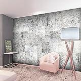murando - Fototapete Betonoptik 50x35 cm - Vlies Tapete - Moderne Wanddeko - Design Tapete - Wandtapete - Wand Dekoration - Loft f-C-0169-a-a