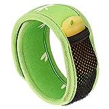 Bramble Premium Mückenschutz, abschreckendes Insekten-Armband mit zwei Nachfüllpackungen. Kann am Arm oder...