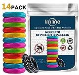 Mückenschutz Armband (14 Stück) Mückenarmband...