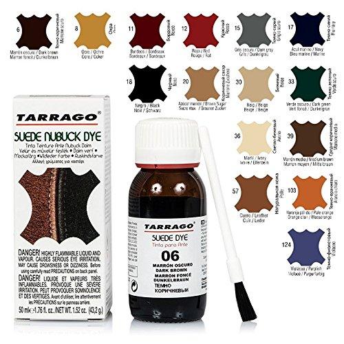 Per Dye Tarrago Tintura Suede Camoscio Nubuck Pelle E In TJ3luFKc1