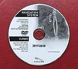 2018 JAGUAR XF XK & FREELANDER 2 SAT NAV MAP UPDATE UK DISC WESTERN EUROPE DVD
