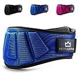 PRIMELETICS Premium Gewichthebergürtel Ultraleicht Trainingsgürtel für Bodybuilding
