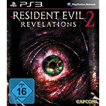Capcom Resident Evil Revelations 2 PS3 Basic PlayStation 3 German video game - Video Games (PlayStation 3, Action, M (Mature))