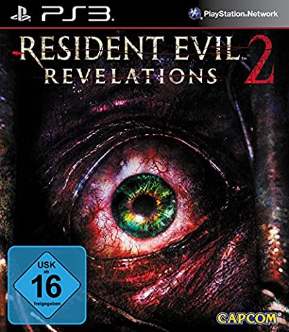 Resident Evil Revelations 2 - [PlayStation