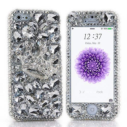 spritechtm-fahion-cellphone-case3d-handmade-front-and-back-silver-crystal-crown-design-smartphone-co