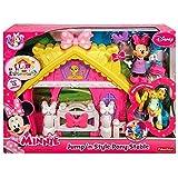 Disney Minnie Mouse Springe N Style Pony Stabil