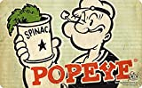 Preis am Stiel ® Breakfastboard - Popeye Spinach Popeye