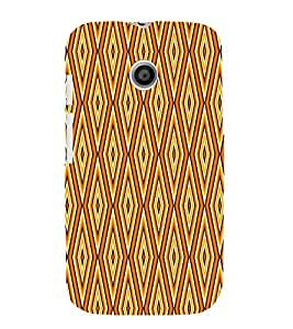 Abstract Pattern 3D Hard Polycarbonate Designer Back Case Cover for Motorola Moto E XT1021 :: Motorola Moto E (1st Gen)