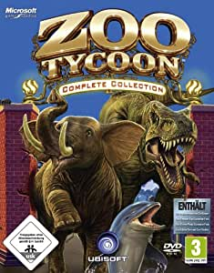 Zoo Tycoon Complete Collection DV: Amazon.co.uk: PC