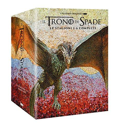 Il Trono di Spade - Stagioni 1-6 (30 DVD)