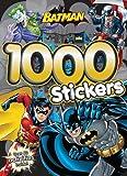 Batman 1000 Stickers: Over 60 Activities Inside!