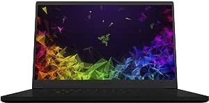 Razer Blade 15 Advanced Model 2019 (15.6 Inch Full-HD Display) Gaming Notebook (Intel Core i7-9750H, 16GB RAM, 512GB SSD, NVIDIA GeForce RTX 2080 Max-Q, Win 10, UK-Layout), Black