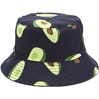 Umeepar Unisex Reversible Packable Bucket Hat Beach Sun Hat Fisherman Hat for Men Women