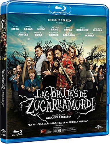 Las Brujas de Zugarramurdi [Blu-ray] [Spanien Import]