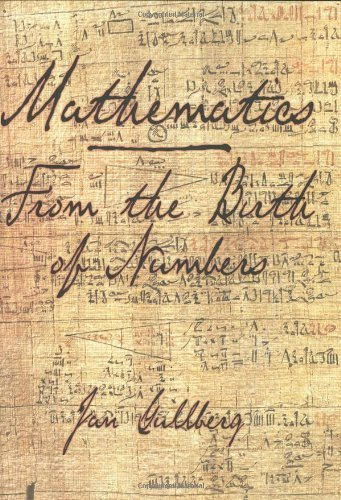 Mathematics: From the Birth of Numbers by Gullberg, Jan (1997) Hardcover