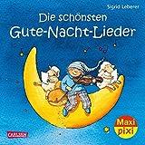 Maxi-Pixi Nr. 2: Die schönsten Gute-Nacht-Lieder