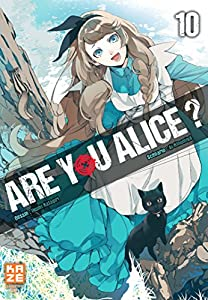 Are you Alice ? Edition simple Tome 10
