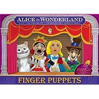 Wonderland Puppet Set