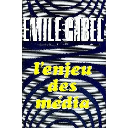 L'ENJEU DES MEDIA