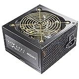 Enermax NAXN - Fuente de alimentación (500 W, ATX, 220 V), negro
