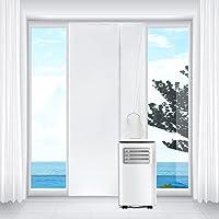 Rhodesy Joint de Porte pour Climatiseur Mobile et Sèche-Linge, Adapté à L'unité de Conditionnement d'air Portable, Arrêt…