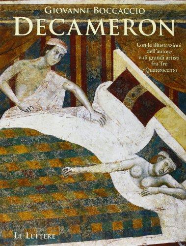Decameron. Giovanni Boccaccio
