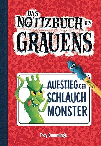 Notizbuch des Grauens 1 - Kinderbücher ab 8 Jahre für Jungen