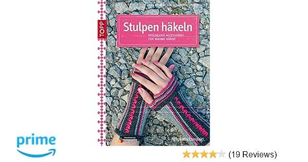 Stulpen Häkeln Kuschelige Accessoires Für Warme Hände Kreativ