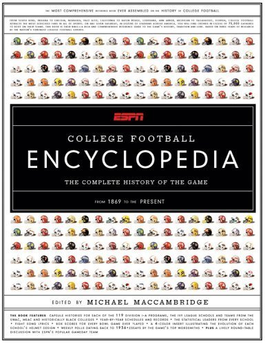 ESPN College Football Encyclopedia: The Complete History of the Game (2005-09-01)