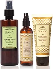 Kama Ayurveda Daily Face Care Regime for Men