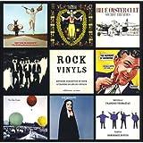 Rock Vinyls : Histoire subjective du Rock à travers 50 ans de vinyles
