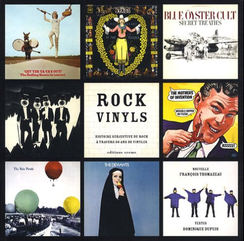 Rock Vinyls : Histoire subjective du Rock à trave...