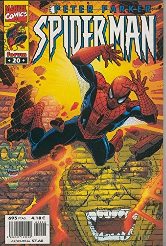 Peter Parker: Spiderman lomo negro numero 20